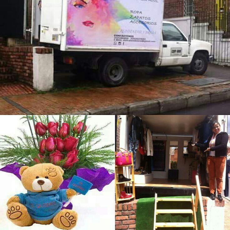 Diariamente estamos buscando lugares donde abrir nuestro Fashion Truck. Invitanos a tu barrio o lugar de trabajo.  Conviértete en un Anfitrión ShifráBM y recibe un obsequio especial.