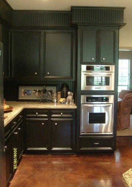 Alargando gabinetes superiores de cocina