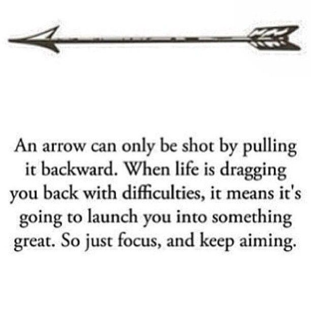 :) Am I the only one that everyone time i see a bow or an arrow i immediately think; Hunger Games or Katniss?