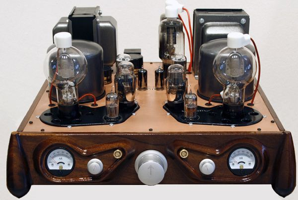Voxativ The 808 Integrated Amp Amplifiers Valve