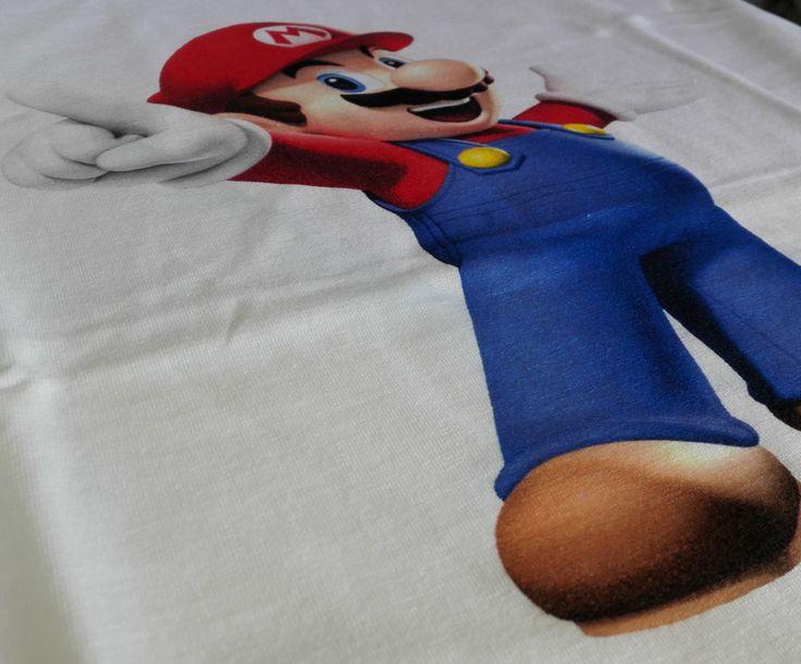 Priama plnofarebná tlač na tričko