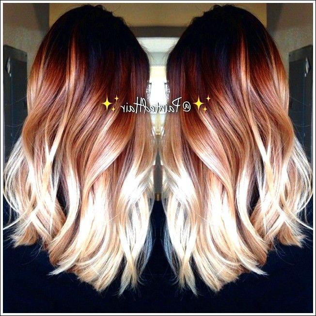 43++ Frisuren lang zweifarbig die Info