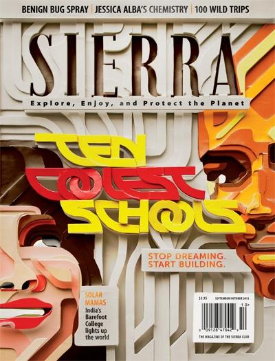 UNH named to top ten Sierra Magazine Cool Schools list.