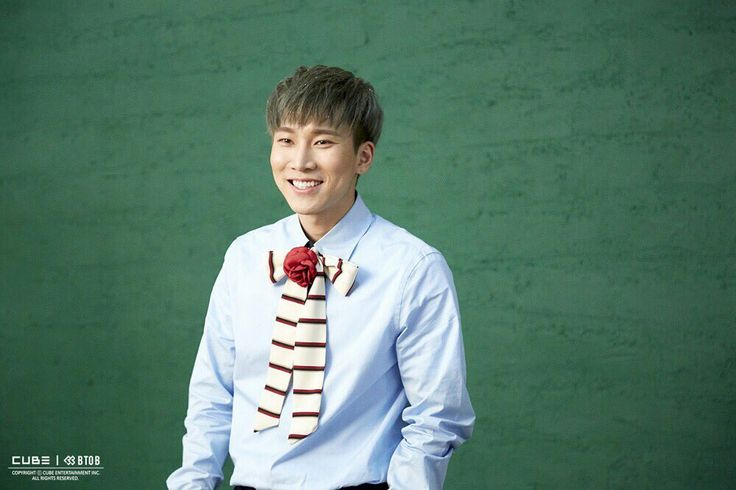 "BTOB 10th Mini Album ""Feel'em"". Jacket shooting scene by Naver . Seo Eunkwang💕"