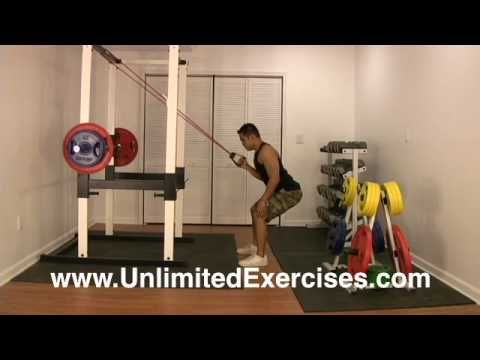 Bent-over one-arm cable pull instructions and video | WeightTraining.guide