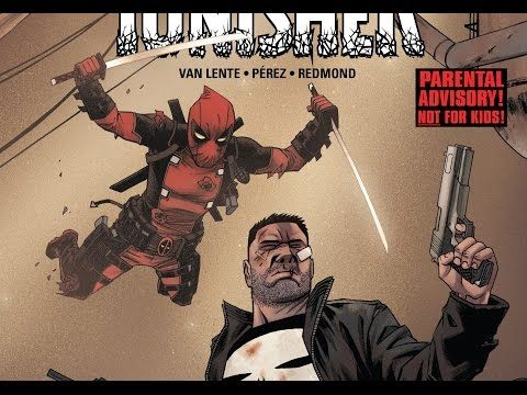 Deadpool vs  The Punisher #2 - YouTube