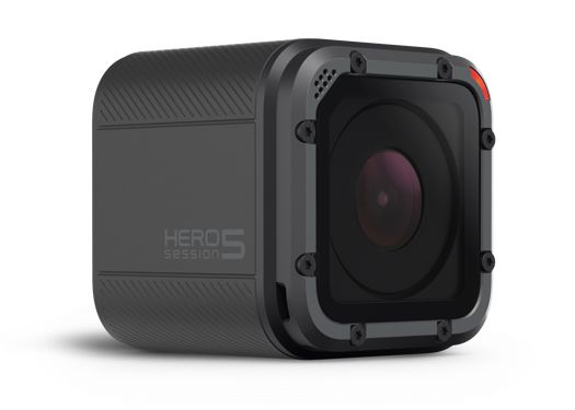 Miki Kobayashi: The new GoPro HERO 5 Session is an example of a good Industrial Design, developed by a design team of GoPro, Inc. It was released today October 2nd! I consider this a good design because their idea is so innovative that they want it to be an invisible camera, which is so light, small and strong like a cockroach. The body itself is waterproof to depths of 33' and is shock-resistant without a protective housing.