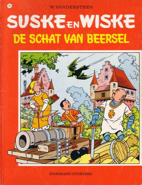 Suske En Wiske - De Schat Van Beersel
