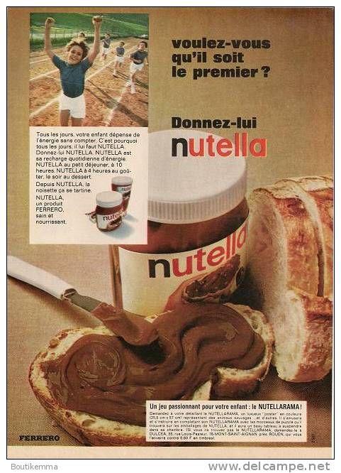 Nutella 1968