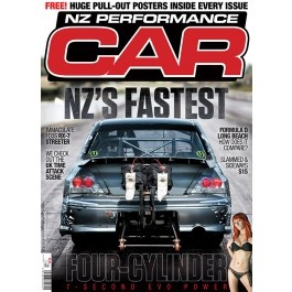 NZ Performance Car Issue - July 2013