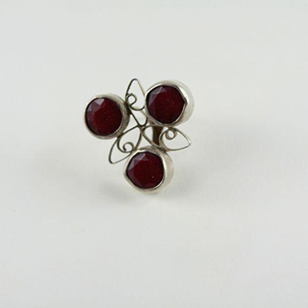 Etnik Yüzük (Ethnic Ring) - ZFRCKC Jewelry Design - www.zfrckc.com