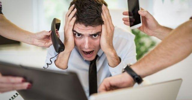 Oczywiście jest to opis tylko sześciu z pośród wielu chorób wywołanych stresem.   Jak stres może zniszczyć ci zdrowie: nigdy nie wiedział...