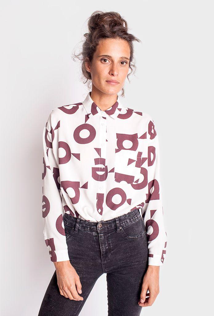 Koszula damska Ą Ę Ó
