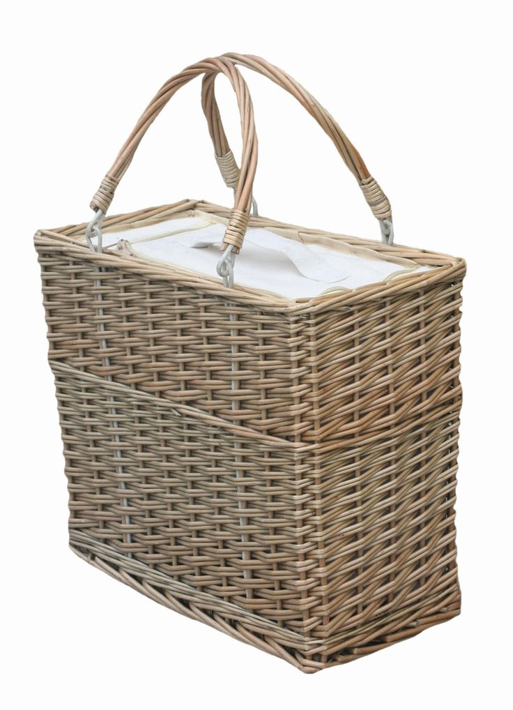 insulated picnic basket insulated wicker picnic basket 163 38 00 eat amp drink 12080