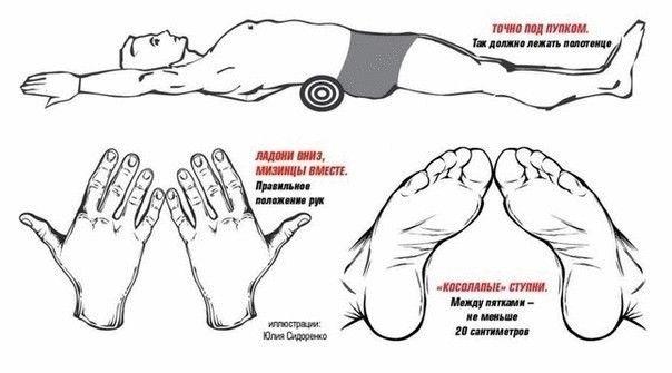 Отвислый живот уберет полотенце. Японский метод коррекции фигуры меняет внешний вид за пять минут в день