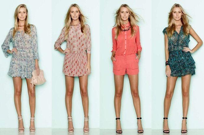 moda feminina verão 2013: Fashion, Peinados De Moda 2013, Fashion Week, Moda 2013 Mujeresdemoda1, Dresses, Modaa 10, De Buscar, Womenswear, Buscar Siempre