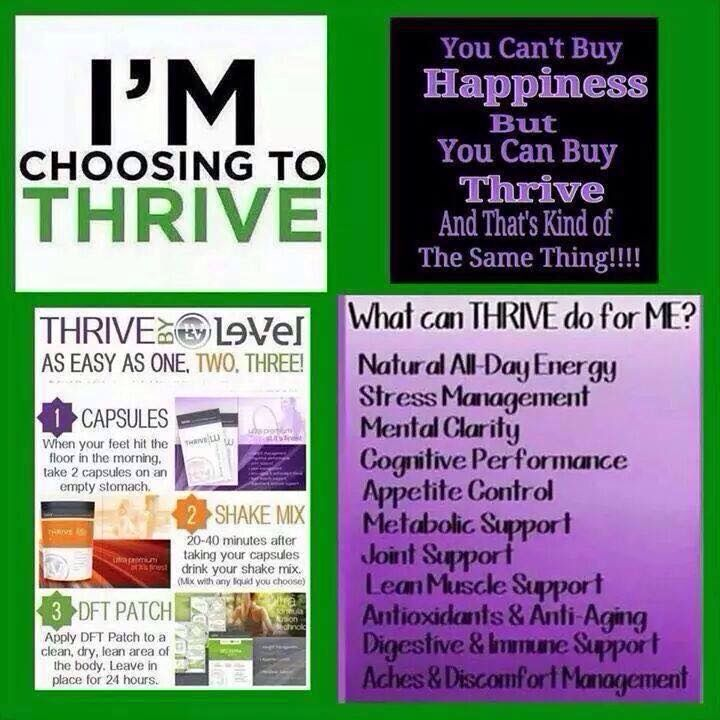 Www.margoisthriving.le-vel.com go there now and sign up free as customer or promoter and be entered for a free product drawing!
