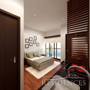 Amandari Studio Unit with Balcony Floor Area: 22.45 sq.m. Pre-selling Price: 1,510,157.00 Note: Price may increase without prior notice.
