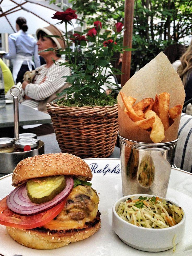 Ralph's, Paris - Avis sur les restaurants - TripAdvisor