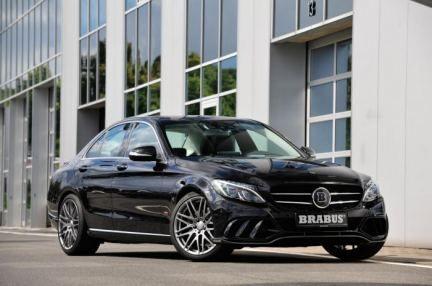 2014 Mercedes-Benz C-Class by Brabus