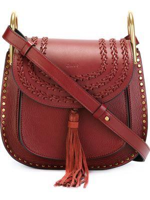 Bolsa modelo 'Hudson' de couro
