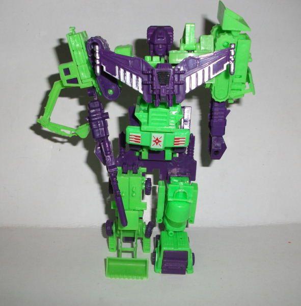 ko transformers g1 medium combined 1 titan 6 (simplified bulk) stock portfolio #transformer