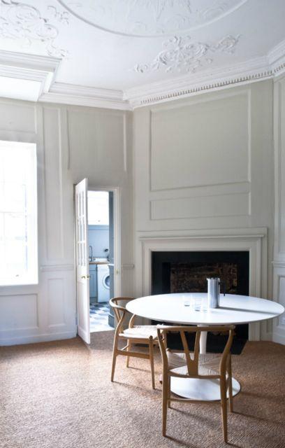 William Smalley Architect Architecture Interior DesignDining