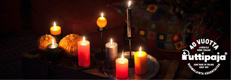 Halloween - parhaimmat kynttilät valaisemaan juhlailtaa