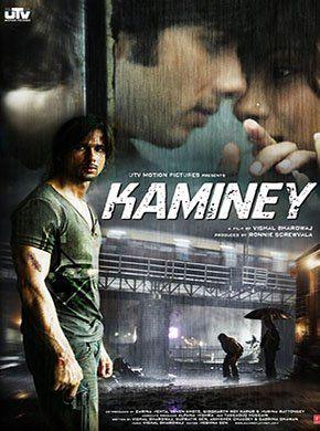 Kaminey Hindi Movie Online - Shahid Kapoor, Priyanka Chopra, Amole Gupte, Deb Mukherjee, Shiv Kumar Subramaniam, Chandan Roy Sanyal and Hrishikesh Joshi. Directed by Vishal Bhardwaj. Music by Vishal Bhardwaj. 2009 [A] ENGLISH SUBTITLE