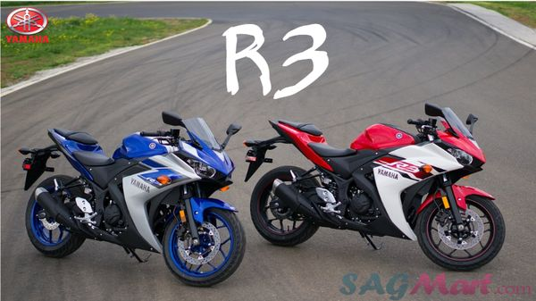 Yamaha has launched superbike YZF R3 in India, at INR 3.25 Lakh #yamaha #superbike #YZFR3 #automotive
