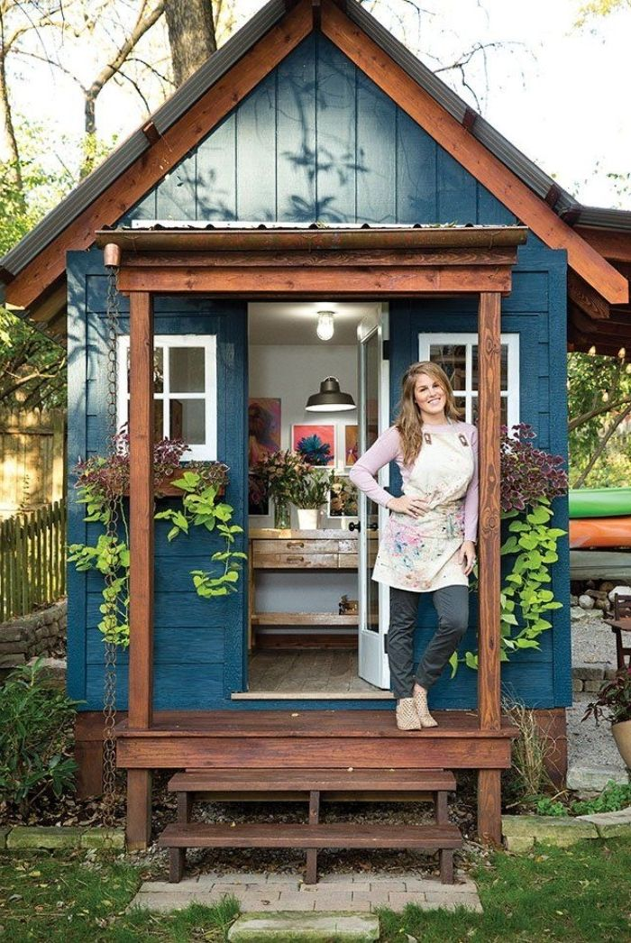 1001 Ideas For Creating The She Shed Of Your Dreams Garden