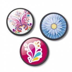 NIKIDOM Roller Floralia Díszpatent #okosodjvelunk