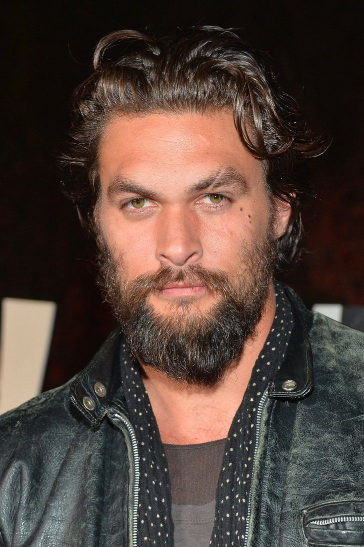 The Story Behind Jason Momoa's Sexy Eyebrow Scar Is Actually Really Scary