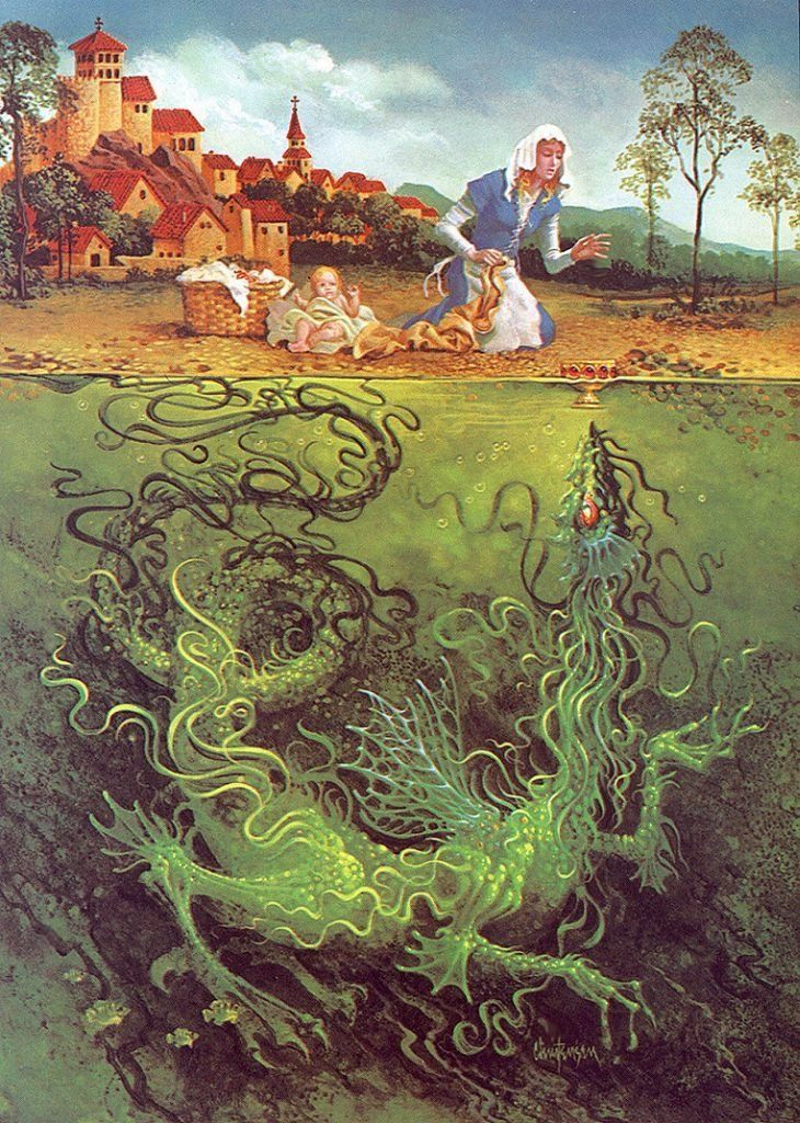 James christensen in 2020 fantasy artwork fantasy