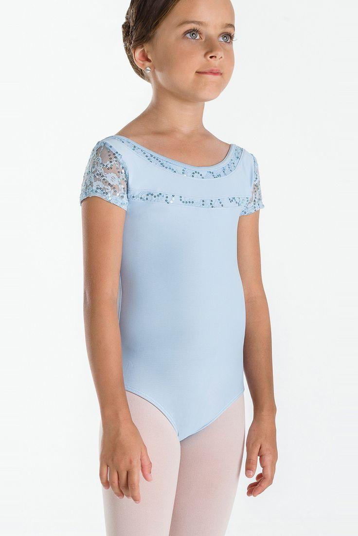 ウェアモア KIMI キミ 半袖レオタード(子供)KIMI_INS  #レオタード #バレエ #ウェアモア #バレエバッグ #wearmoi #ballet #leotard #balletskirt  #dancebag
