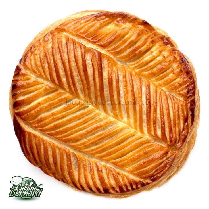 La cuisine de bernard la galette des rois aux pralines for La cuisine de bernard