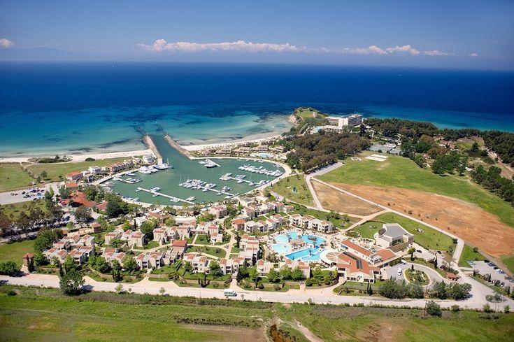 Sani Resort, Chalkidiki, Northern Greece.