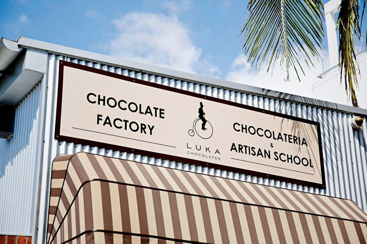 Are you planning to visit the Lukas Chocolate Factory over the Christmas/New Year Break? Open 10-4 everyday!