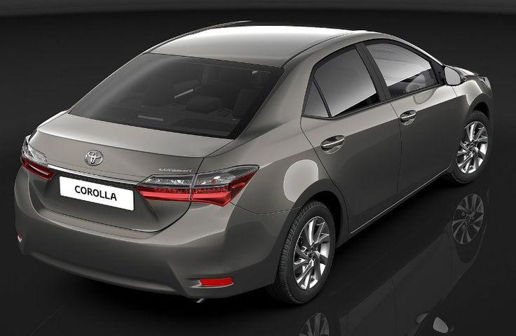 A Toyota divulgou na Europa o Corolla reestilizado. Sempre acontece essa pequena mudança depois de algum tempo no modelo.