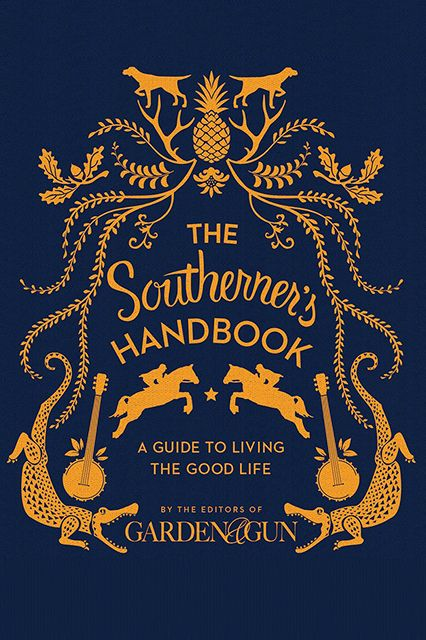 The Southerner's Handbook  http://www.refinery29.com/fathers-day-gifts#slide15  Whether he's from the South or simply appreciates the good life, Dad will definitely enjoy this book.