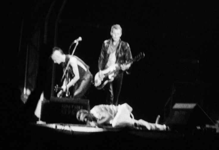 The Clash Rock In Athens 1985