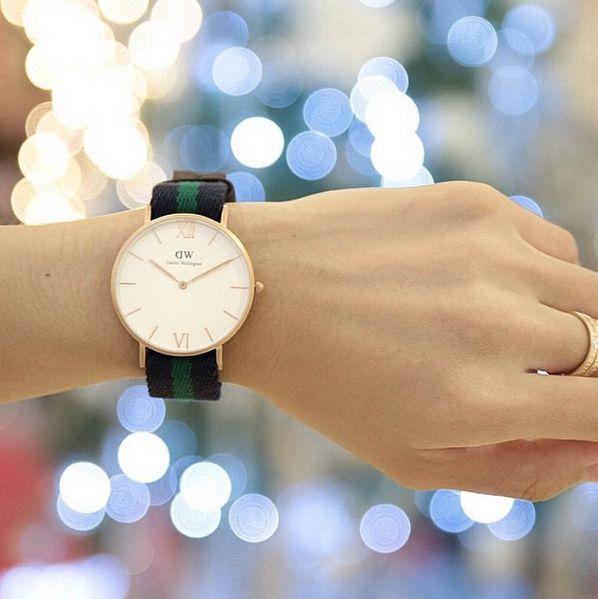 montre wellington bracelet interchangeable
