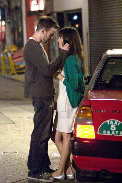 Still of Camilla Belle and Chris Evans in Push (2009)