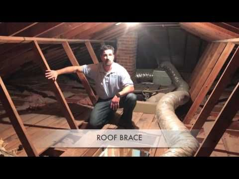 How to Determine if a Wall Is Bearing or Non-Bearing - YouTube
