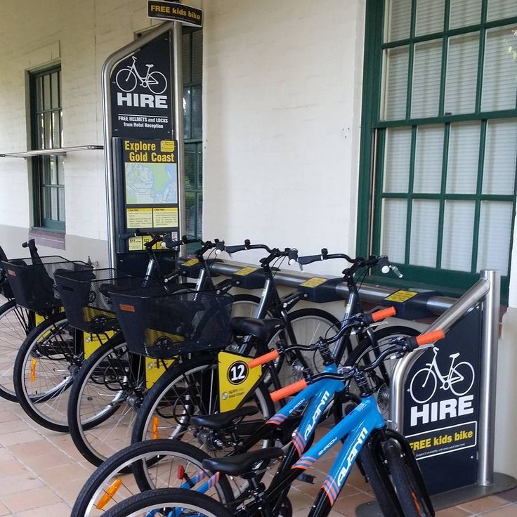 Bike Hire on the Gold Coast, a new concept has arrived.  Bike hire from an automated station at a hotel near you.   This concept is a form of bike share but is more like a bicycle vending machine. An automated and very simple to use station that holds a number of bikes available for hire. Simply swipe your credit card and a bike is released from the rack. Don't forget to get free kids bike hire at sanctuary cove when you hire an adult bike. Explore at…