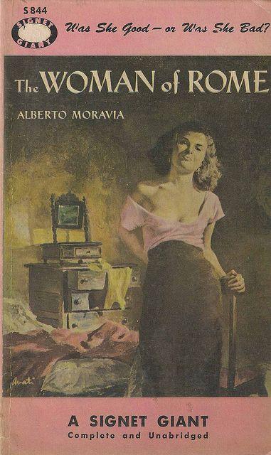 Alberto Moravia - La Romana