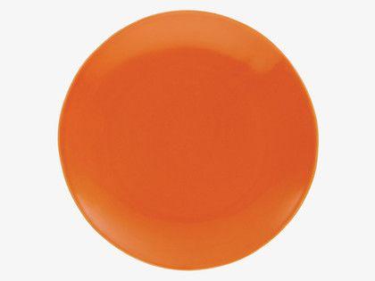 Evora - orange side plate