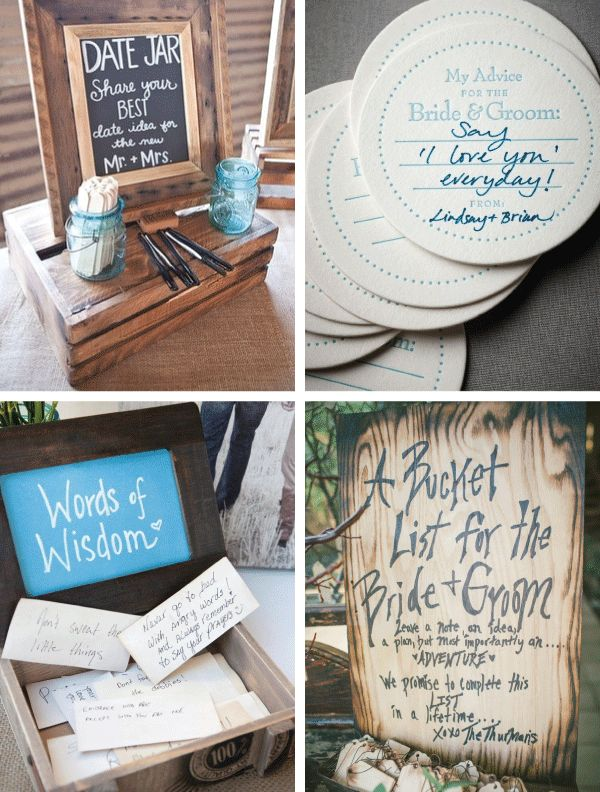 12 Ways To Make Your Wedding Interactive People Weddings and