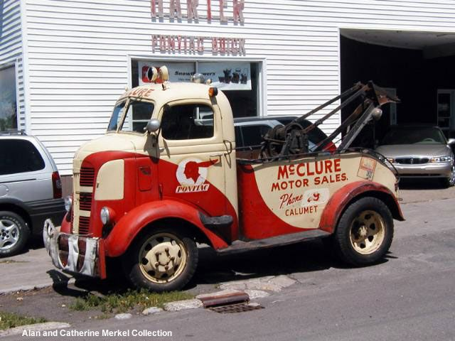 Similar Vintage to the older AHL trucks, mate an AHL cab to an M2 Holmes wrecker body